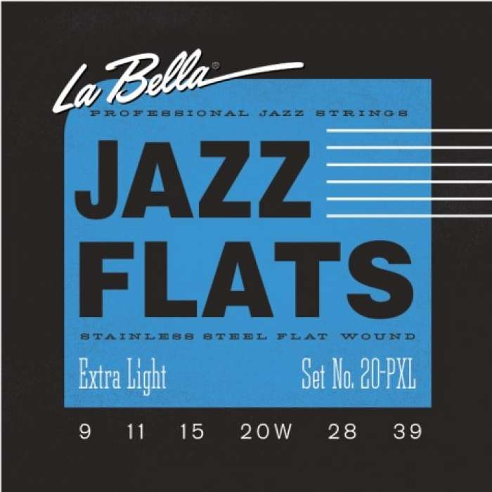 La Bella 20PM Jazz Flats – Medium 13-53